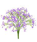 Bloom Room 15\u0022 Baby\u0027s Breath Bush-Lavender
