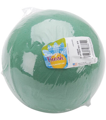 Artesia Wet Foam Sphere-6""