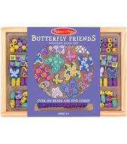 Melissa & Doug Butterfly Friends Bead Set, , hi-res