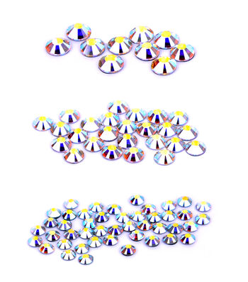 Jolee's Jewels Hotfix Crystallized Swarovski-2,3,4mm