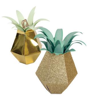 Sizzix Bigz Big Shot Pro Die-Pineapple Box