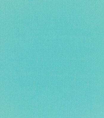 "Sunbrella Outdoor Solid Canvas Fabric 54""-Aruba"