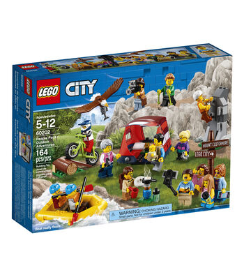 LEGO City People Pack - Outdoor Adventures 60202