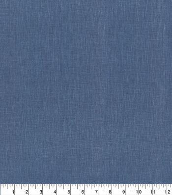 Ellen DeGeneres Multi-Purpose Decor Fabric 54''-Indigo Marmont
