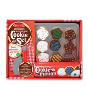 Melissa & Doug Wooden Food Set-Slice & Bake Cookies, , hi-res