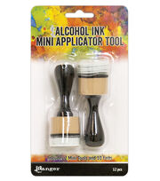 Tim Holtz Alcohol Ink Mini Applicator Tools with Felts, , hi-res