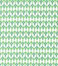 St. Patrick\u0027s Day Fabric -Celtic Cross