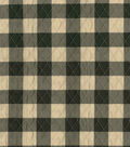 Double Faced Quilt Fabric-Camouflage with Cream Plaid