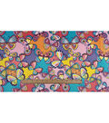 Soft N Comfy Fabric 57\u0022-Butterfly Kaleidoscope