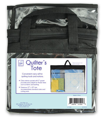 June Tailor Quilters Tote With Gusset