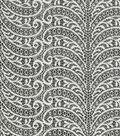 Home Decor 8\u0022x8\u0022 Fabric Swatch Sheer-Williamsburg Jammu Lace Parchment