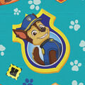 Nick Junior Paw Patrol Cotton Fabric-Friend Badges