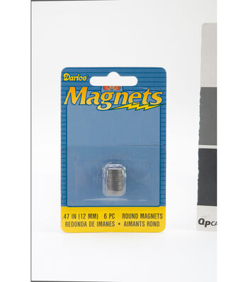 Heavy Duty Magnet 12x3mm Round