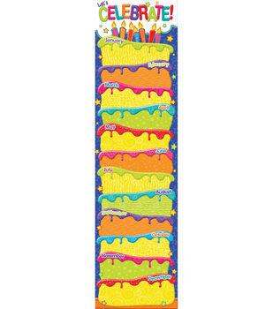 Eureka Birthday Banner-Color My World