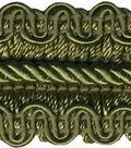 Ss 7/8in Grass Green Fashion Braid