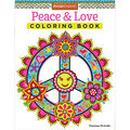 Design Originals Peace & Love Coloring Book