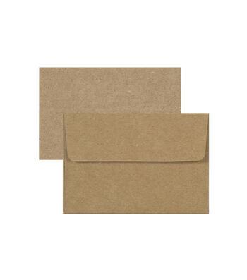 Park Lane 2''x3'' Mini Cards & Envelopes-Kraft