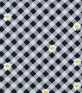 Keepsake Calico Cotton Fabric-Miss Daisy Gingham