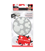 American Crafts Paper Punch-Mickey Icons, , hi-res