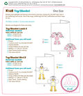Mccall Pattern K0128 One Size O-Kwik Sew Pattern