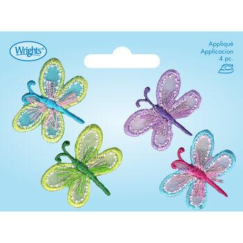 Dragonflies Iron On Set