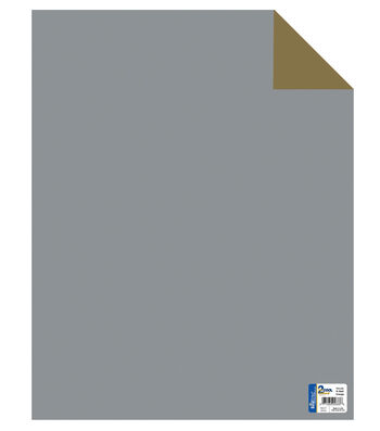 "Royal Lace-Posterboard Double-Sided 22""X28""-Gold/Silver"