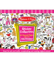 Melissa & Doug Sticker Collection - Pink, , hi-res