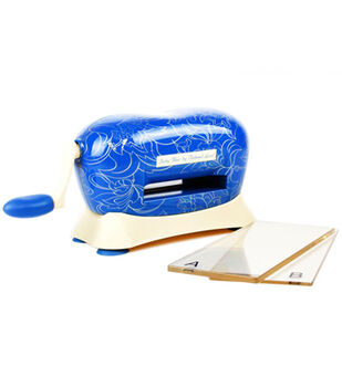 Tattered Lace Baby Blue Die-Cutting Machine