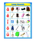 Carson-Dellosa Long Vowels Chart 6pk