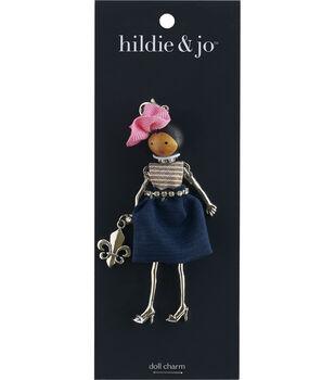 hildie & jo Spring Doll Pendant-Amelie