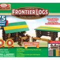 Ideal Frontier Logs Classic Construction Set