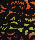 Halloween Cotton Fabric 43\u0022-Ombre Pumpkins