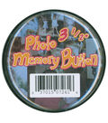 3 1/2in Memory Button