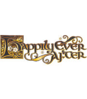 Jolee's 2.75''x7'' Sticker-Happily Ever After, , hi-res