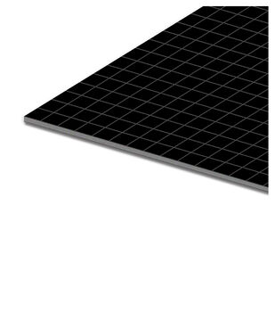 "Royal Brites Black Grid Foam Board-22""x28"""