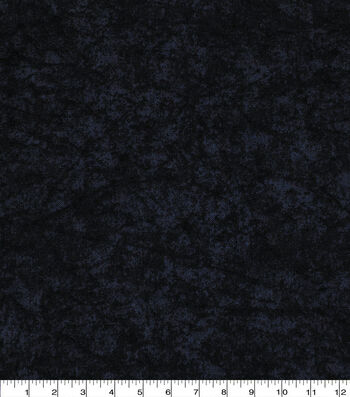 Keepsake Calico Cotton Fabric -Black Distressed