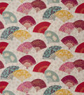 Eaton Square Multi-Purpose Decor Fabric 54\u0022-Volunteers/Mulberry