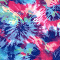 Quilter\u0027s Flannel Fabric-Tie Dye Classic
