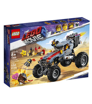 LEGO Movie Emmet & Lucy's Escape Buggy!