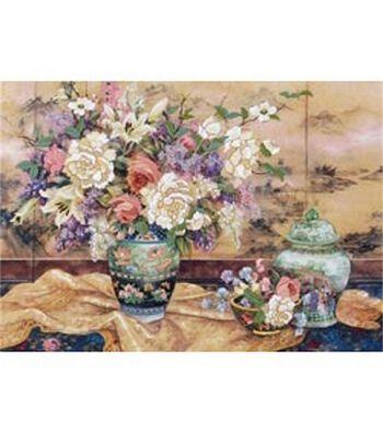Oriental Splendor Crewel Kit