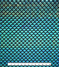 Let\u0027s Pretend Polyester Fabric-Foil Pastel Scales