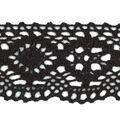 Simplicity Trims-2\u0022 Cluny Chain Black 6Ft