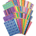 Roylco Decorative Hues Paper, 5.5\u0022 x 8.5\u0022 , 192 Sheets Per Pack, 2 Packs