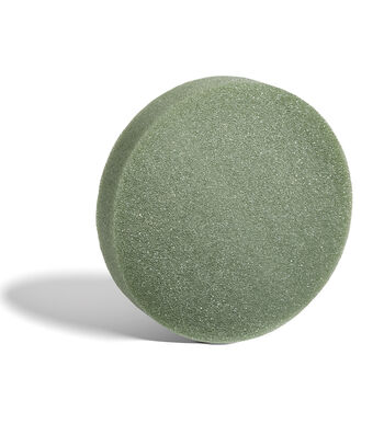 FloraCraft SmoothFoam 10''x2'' Styrofoam Disc-Green