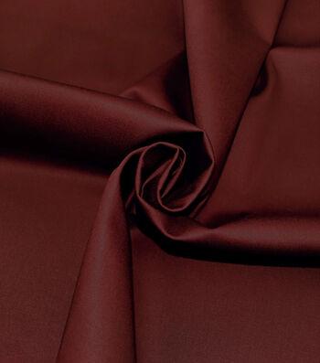 Sportswear Stretch Twill Fabric-Cabernet