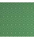 Home Decor 8\u0022x8\u0022 Fabric Swatch-Strie Ikat / Malachite