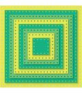 Sizzix Framelits Stephanie Barnard Dies-Dotted Squares