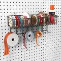 Spectrum Pegboard Basket & Hook Station