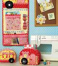 Kwik Sew Pattern K0219 Vintage Trailer Pin Cushion, Box & Organizer