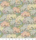 Premium Cotton Fabric-Hydrangea Passion